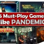 5 Board Games Like Pandemic That Offer A Rewarding Co-Op Experience