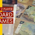 Best 2 Player Board Games for Couples