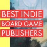 Best Indie Board Game Publishers (And Their Best Games in 2019/2020)