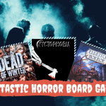 10 Horror Board Games That Will Leave You Spooked